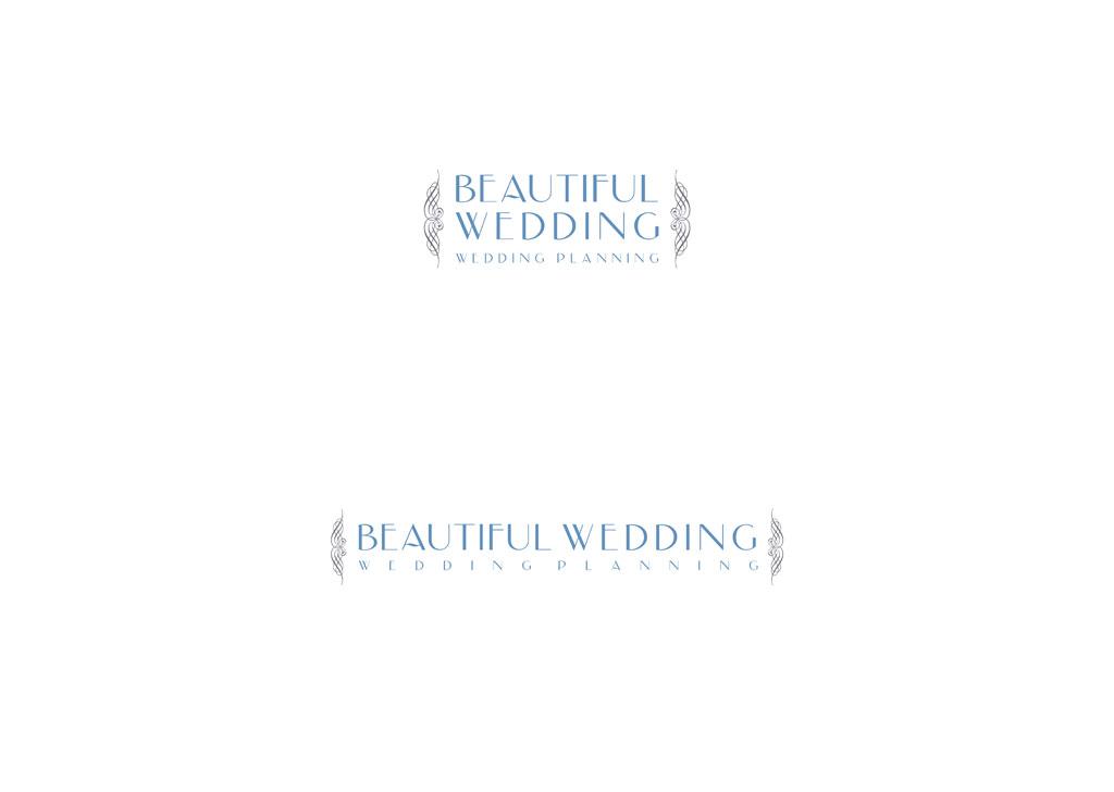 Esküvőszervező logó és névjegy